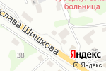 Схема проезда до компании Ёшкин Кот в Бийске