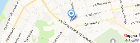ТентСервис на карте Бийска