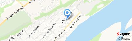 RePay на карте Бийска