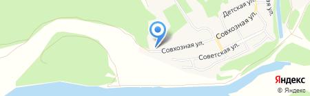РОССТРОЙ на карте Амурского