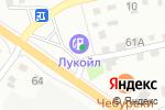 Схема проезда до компании Ника в Бийске