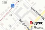 Схема проезда до компании Престиж в Бийске