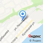 ПГС Алтая на карте Бийска