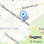 Банкомат на карте Бийска
