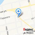 Отдел Управления Федеральной миграционной службы по Алтайскому краю в г. Бийске на карте Бийска