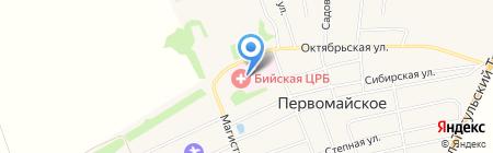 Аптека №3 на карте Студенческого