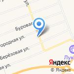 Корзинка Дмитрия-1 на карте Бийска