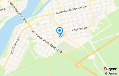 Местоположение на карте пункта техосмотра по адресу Алтайский край, г Бийск, ул Дальняя, д 36
