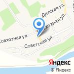Корзинка Дмитрия-5 на карте Бийска
