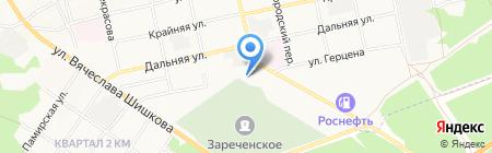 ЛТД СТРОЙ на карте Бийска