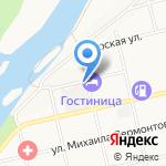 Юго-Восточное ДСУ на карте Бийска