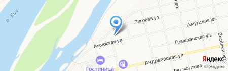 Иван-3 на карте Бийска