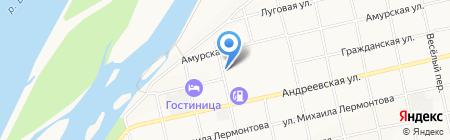 Ветеран на карте Бийска