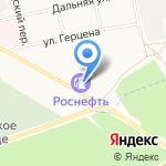 НК Роснефть-Алтайнефтепродукт на карте Бийска