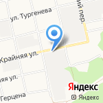 АлтайСтрой на карте Бийска