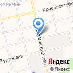 СТЕКЛОмастер на карте Бийска