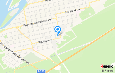 Местоположение на карте пункта техосмотра по адресу Алтайский край, г Бийск, Свердловский пер, д 71