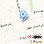 Продукты на Улалинском на карте Бийска