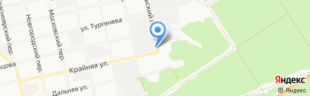 Сибирская котло-монтажная компания на карте Бийска