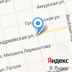 На Андреевской на карте Бийска