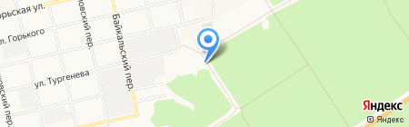 Яросвет на карте Бийска
