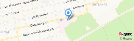 Магазин хозяйственных товаров на карте Бийска