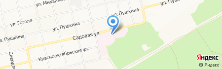Сольвейг МТ на карте Бийска