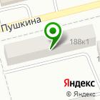 Местоположение компании Оптима мебель