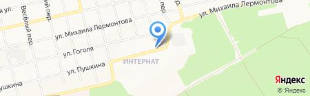 Наш магазин на карте Бийска