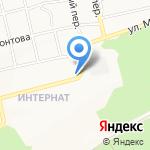Пивбар на карте Бийска