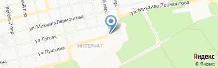 БУКЕТТЕРИЯ на карте Бийска