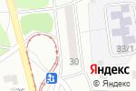 Схема проезда до компании Теплоэнергогаз в Бийске