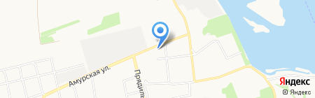 Обои на карте Бийска