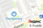 Схема проезда до компании Магазин свежего мяса в Бийске