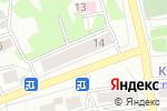 Схема проезда до компании Оптимал в Бийске