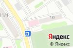 Схема проезда до компании Де визио-Алтай в Бийске