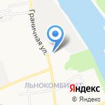 НЕФРОЛАЙН-БАРНАУЛ на карте Бийска