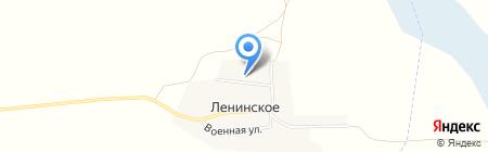 Сельский клуб на карте Глинки