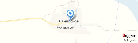 Фельдшерско-акушерский пункт на карте Глинки