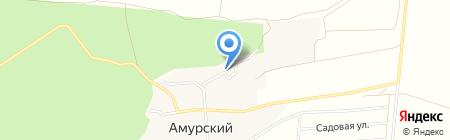 Евразия Элит на карте Амурского