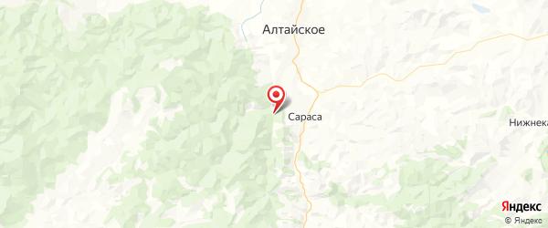 База отдыха  «Под Мухой» на Яндекс.Картах