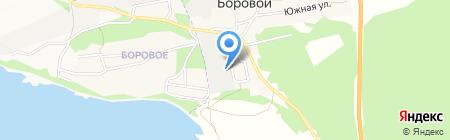 Курай Агро Плюс на карте Борового