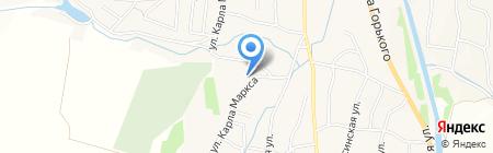 Международный колледж сыроделия на карте Алтайского