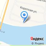Автоспас на карте Бийска