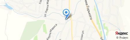 УФМС на карте Алтайского