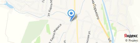 Престиж на карте Алтайского