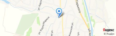 Руслан на карте Алтайского