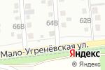 Схема проезда до компании Сударушка в Бийске