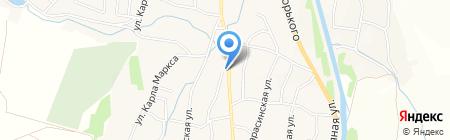 Хмельной бочонок на карте Алтайского