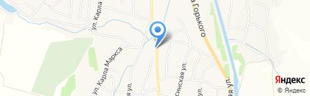 СГА на карте Алтайского